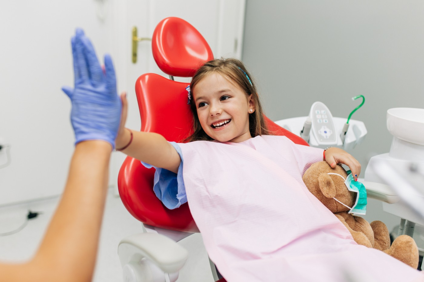 dintii permanenti la copii