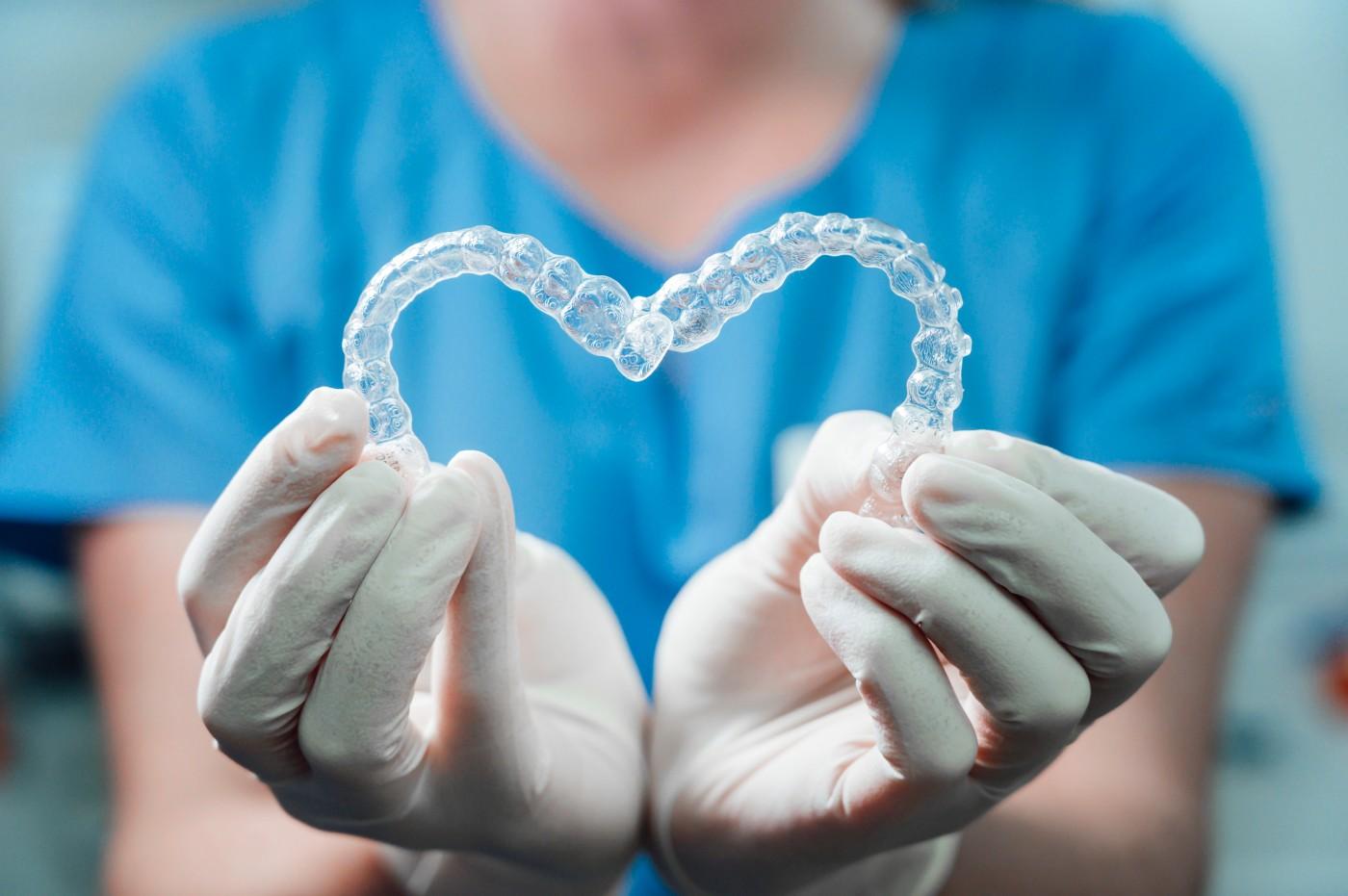 aparat dentar invisalign
